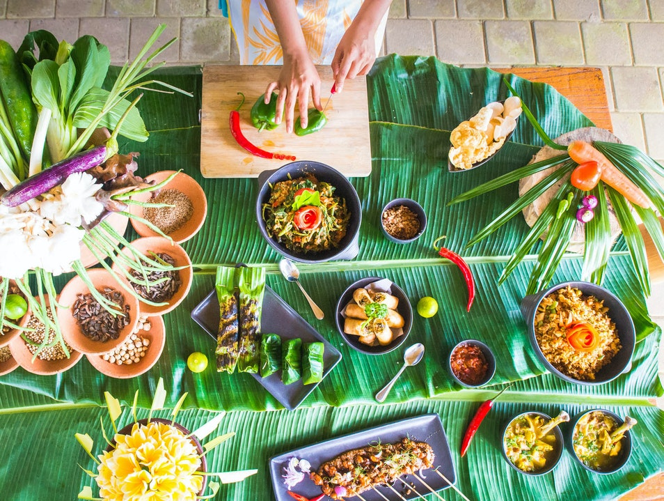 A Taste of Indonesia: An Amazing Cooking Class in Bali Ubud  Indonesia