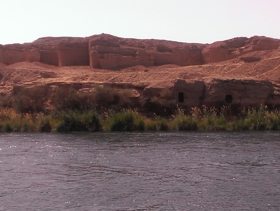 Tombs and Quarry at Selsela, Upper Egypt Aswan  Egypt