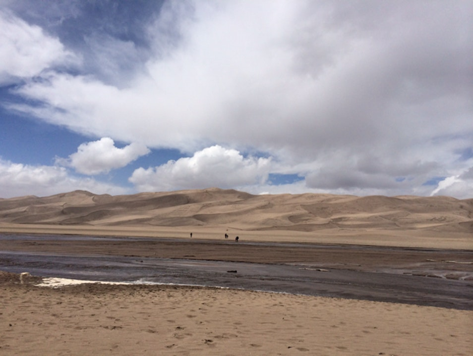 Great Sand Dunes MOSCA Colorado United States