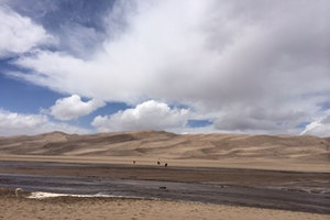 Great Sand Dunes Visitor Center