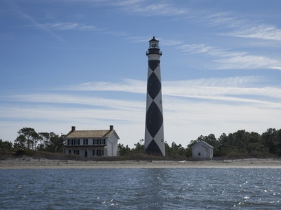 Cape Lookout Harkers Island North Carolina United States