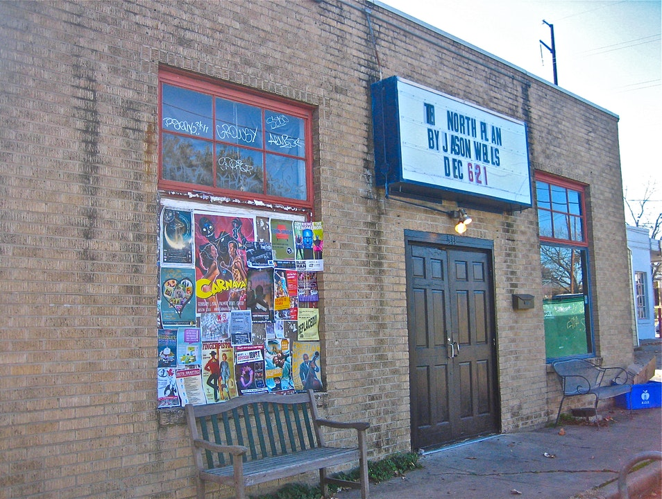 Independent Theater in Austin