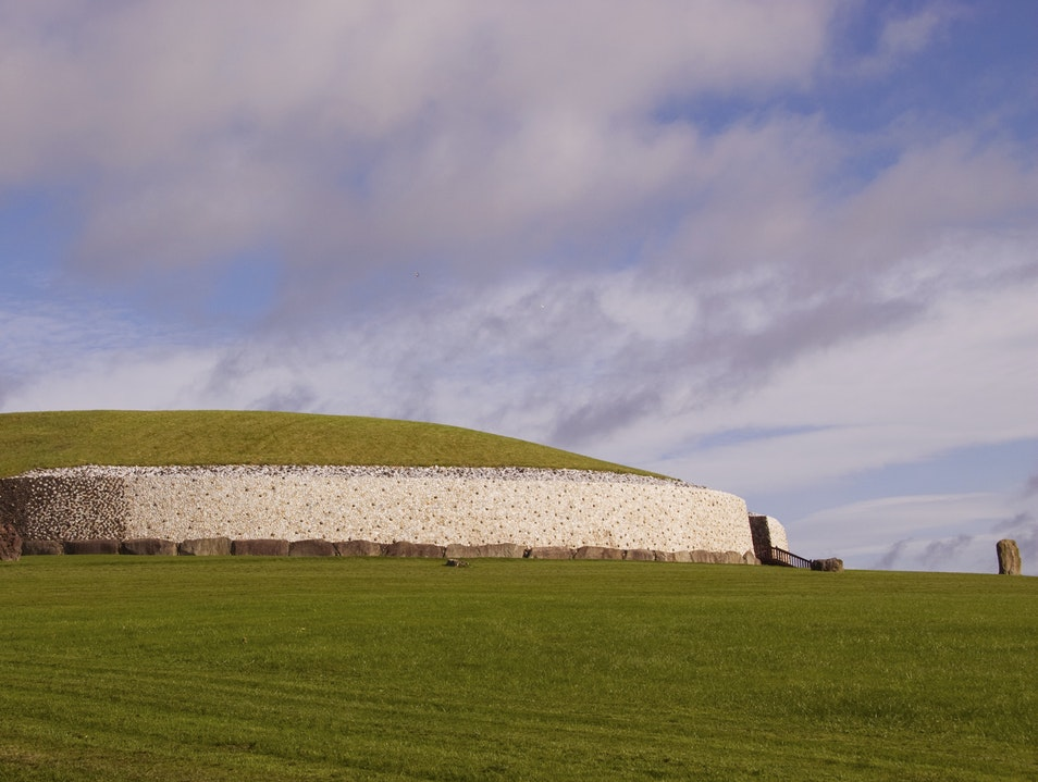 Newgrange Wicklow  Ireland