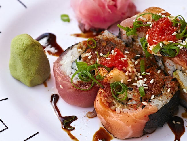 Affordable Sushi in Cape Town