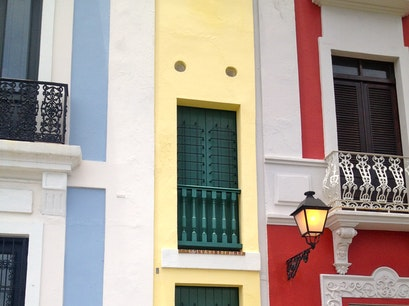 Smallest House in Old San Juan Patillas  Puerto Rico