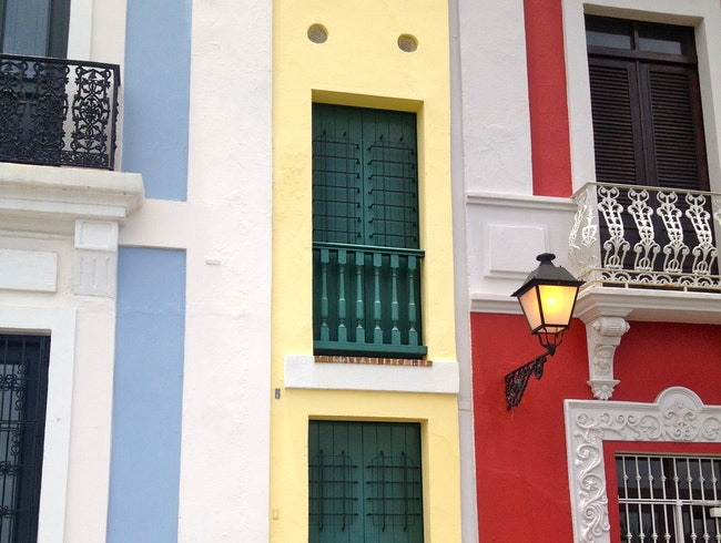Smallest House in Old San Juan