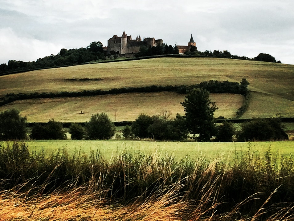 One of Burgundy's most picturesque villages