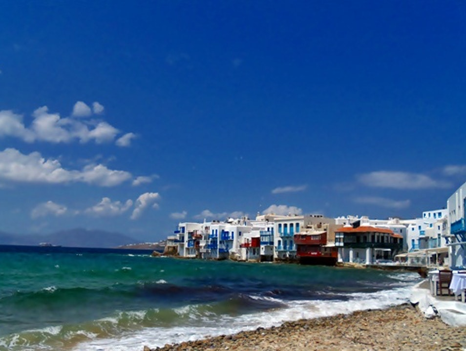 Mykonos, Little Venice