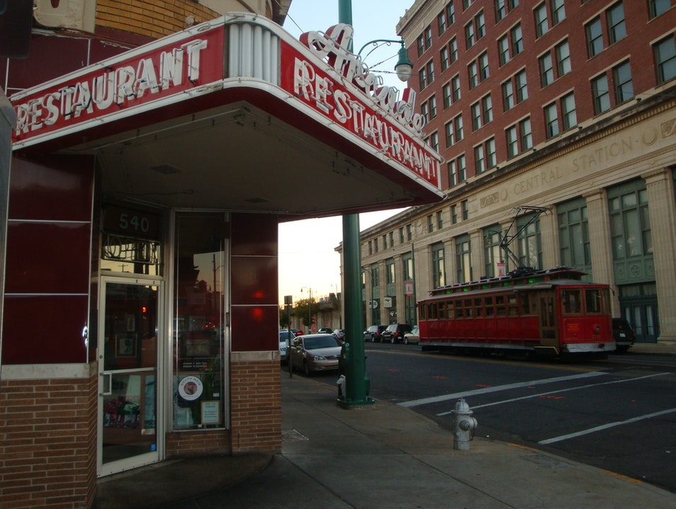 Dine in the City's Oldest Restaurant Memphis Tennessee United States