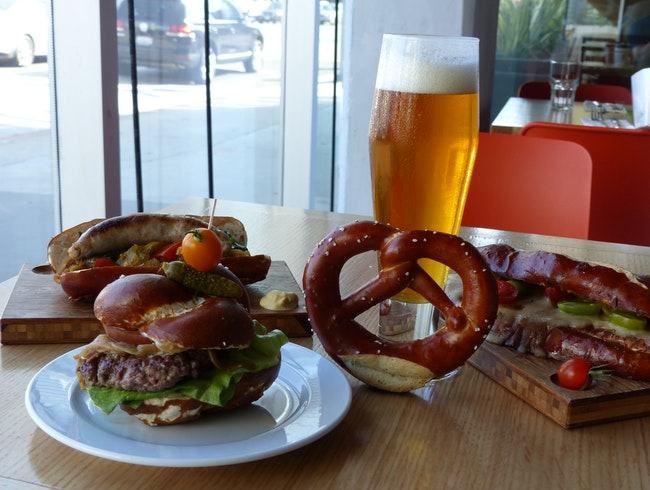 Celebrate Oktoberfest at Cafe Rockenwagner