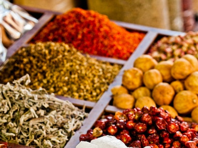 Spice Souq Dubai  United Arab Emirates