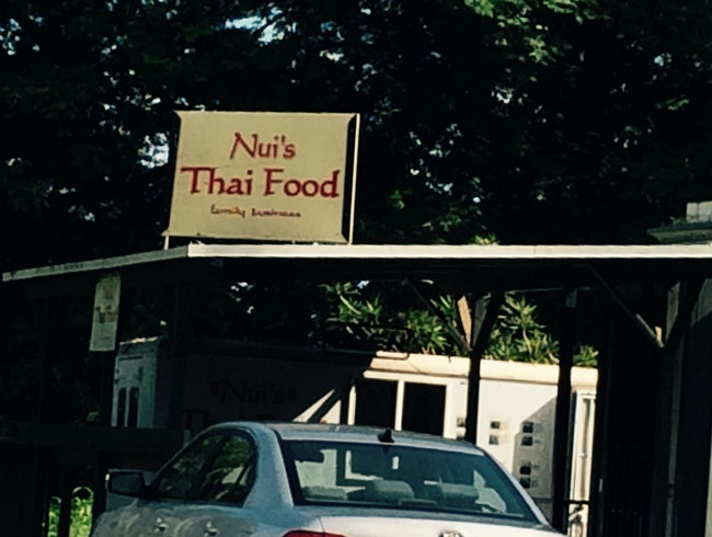 Ono Thai on the North Shore