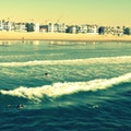 Venice Fishing Pier Marina Del Rey California United States