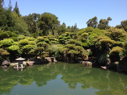 Japanese Gardens Hayward California United States