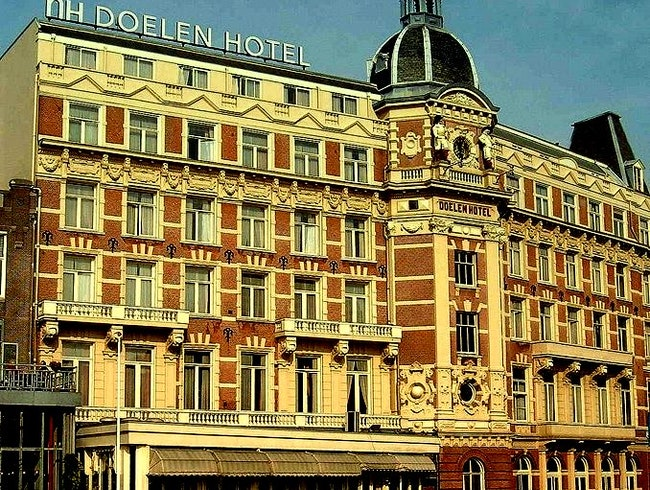 Sleeping with Royalty by The Amstel