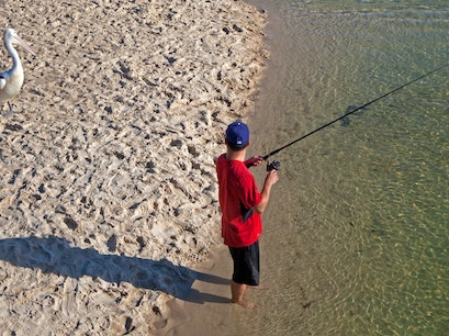 Fishing Queensland  Australia