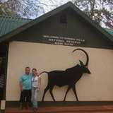 Shimba Hills National Reserve and Lodge