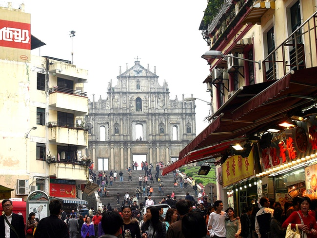 Ruins of St. Paul's, Macau