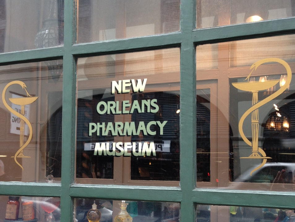 Explore New Orleans' Myriad Museums New Orleans Louisiana United States