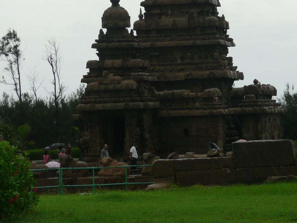 Last of Seven Temples Not Washed Away by the Sea
