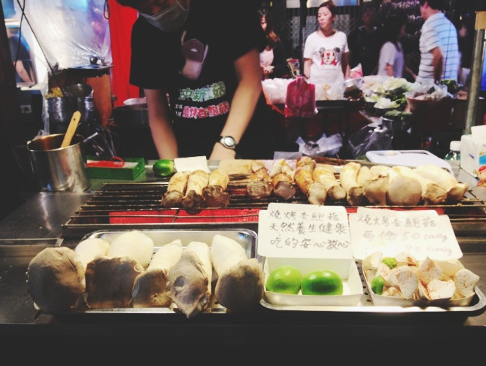 Taipei's Current Street-Food Darling Songshan District  Taiwan