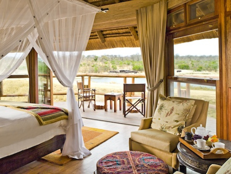 Camp Hotels: Ulusaba Private Game Reserve Kruger Park  South Africa