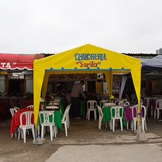 Ceviche in Chorrillos