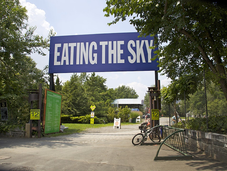 Socrates Sculpture Park New York New York United States