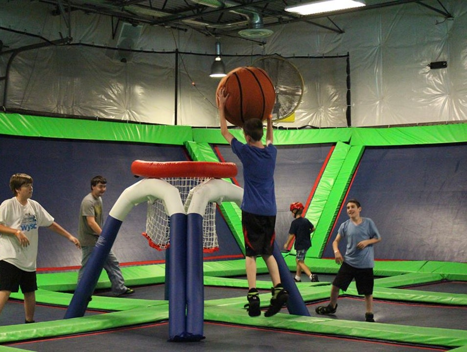 Rebounderz Sterling Virginia United States