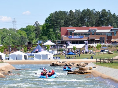 U.S. National Whitewater Center Charlotte North Carolina United States