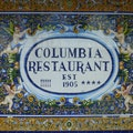 The Columbia Restaurant Tampa Florida United States