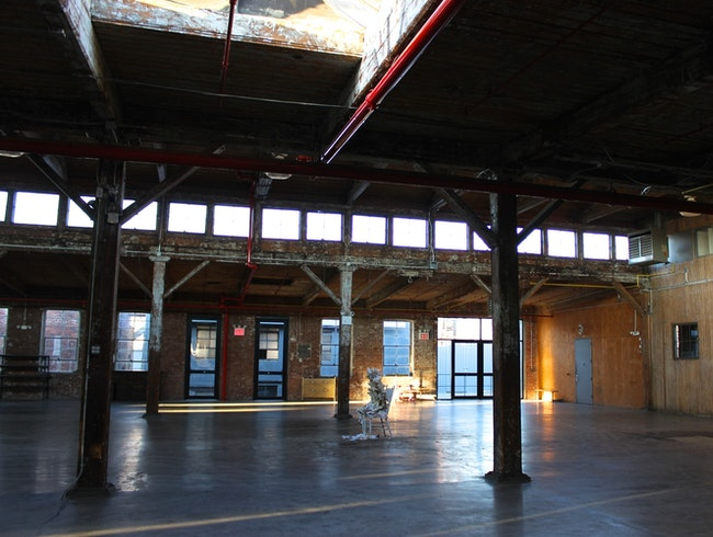 Knockdown Center Gallery in Ridgewood, Queens