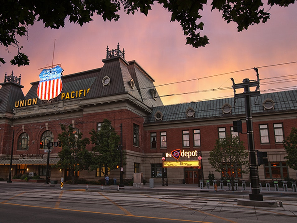The Depot Salt Lake City Utah United States