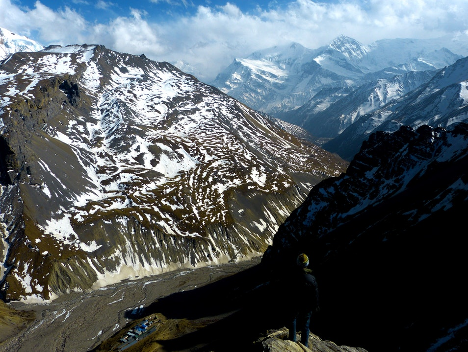 Abode of the Snow Annapurna Conservation Area  Nepal