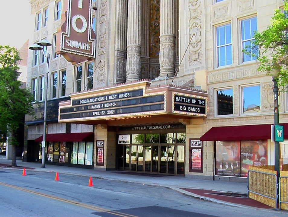 Rialto Square Theatre Joliet Illinois United States