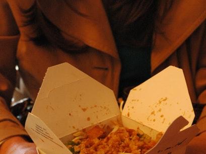 The Noodle Box Vancouver  Canada
