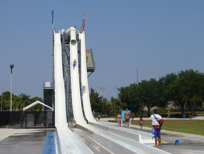 Beat the Heat at Sun Splash Water Park