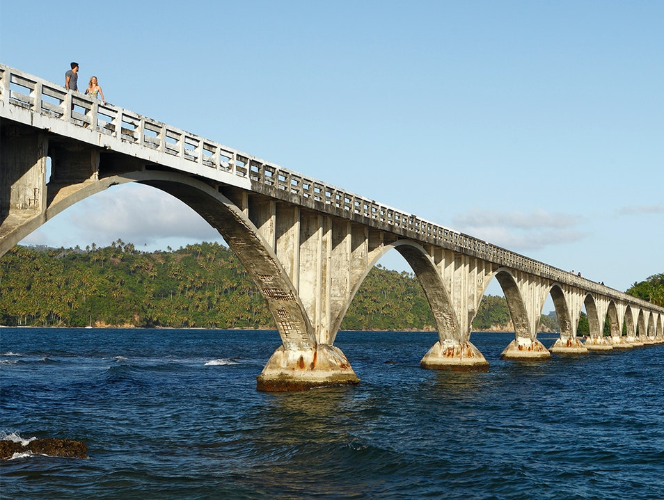 Bridges of Samaná Samana  Dominican Republic