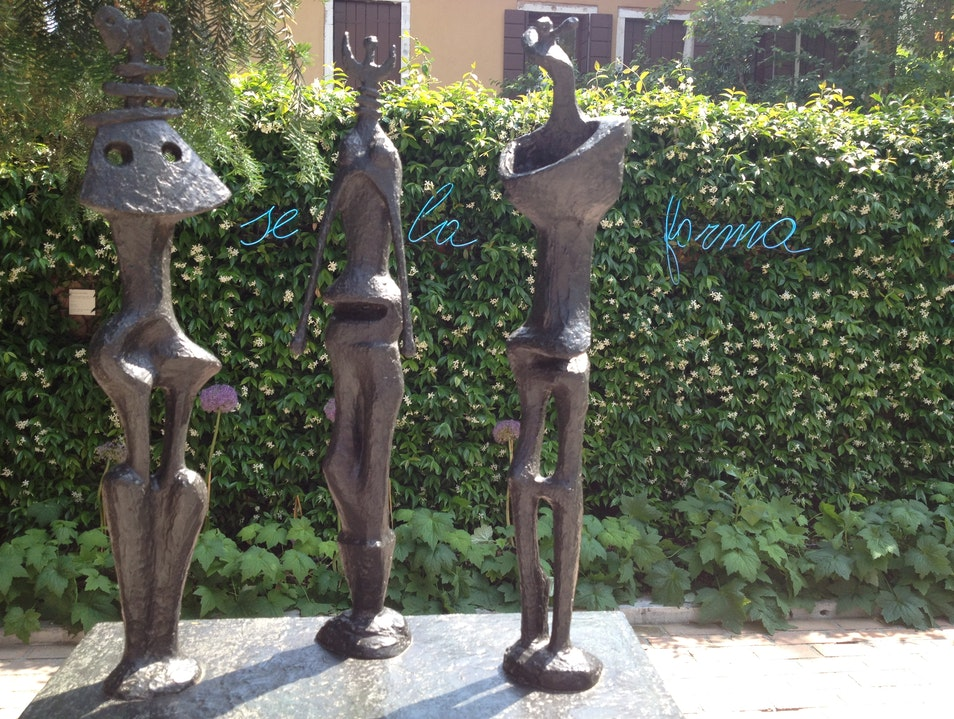 Get Modern at Peggy Guggenheim's House Venice  Italy