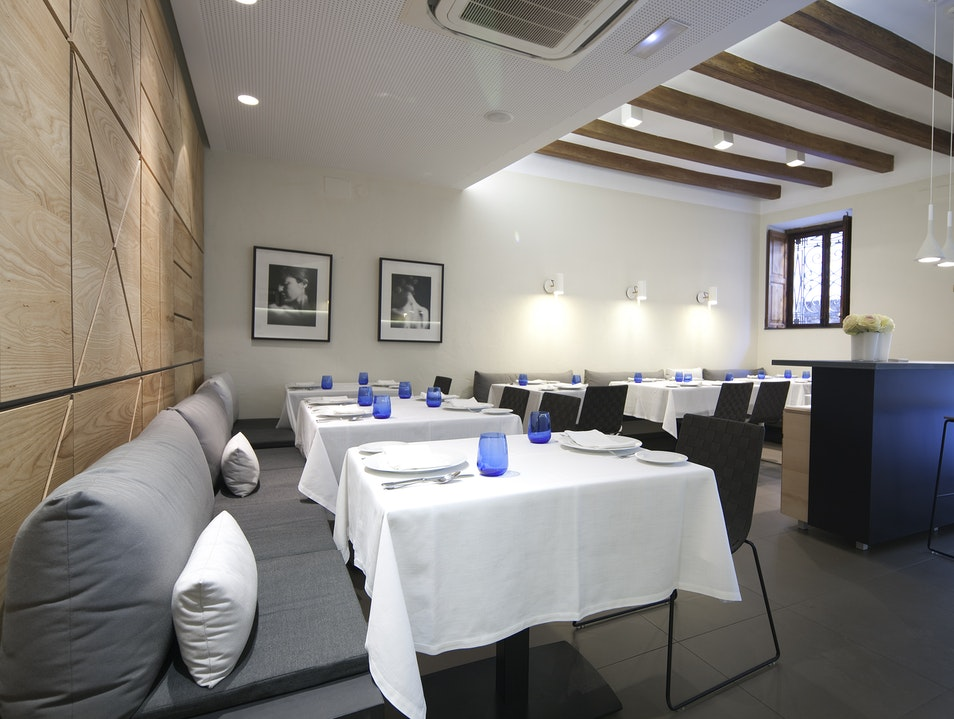 Special Occasion Dining at Seu Xerea