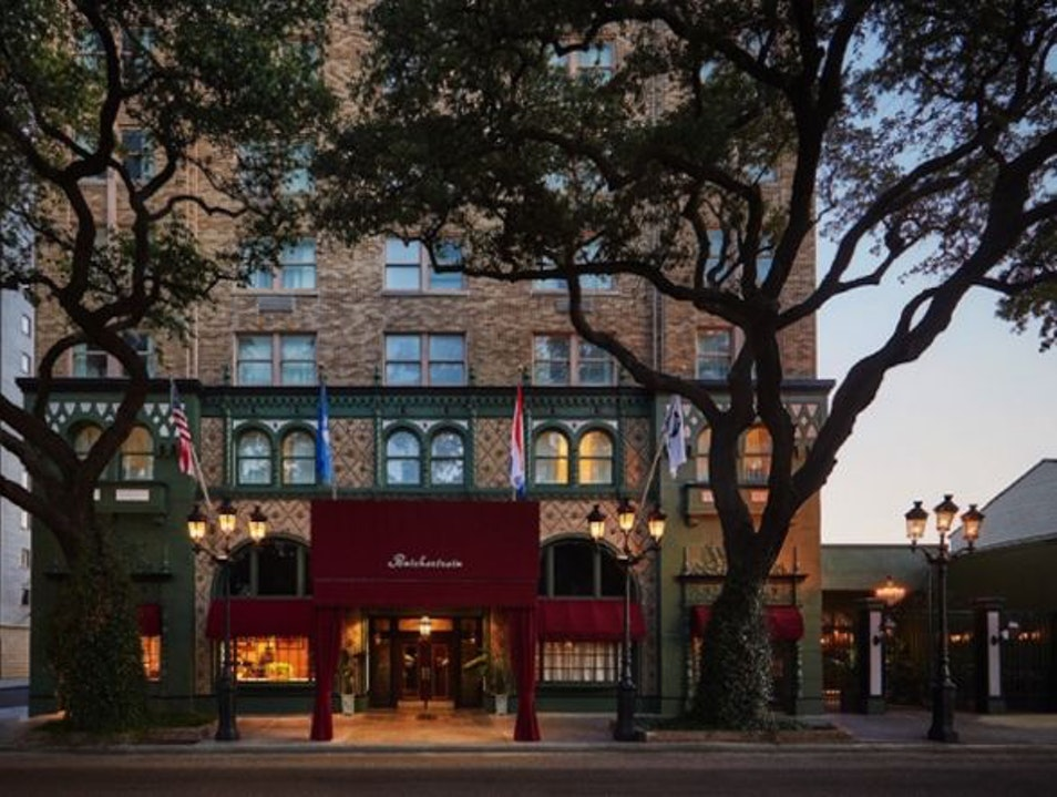 NOLA's Pontchartrain Hotel is a Perfect Spot to Stay During Mardis Gras New Orleans Louisiana United States