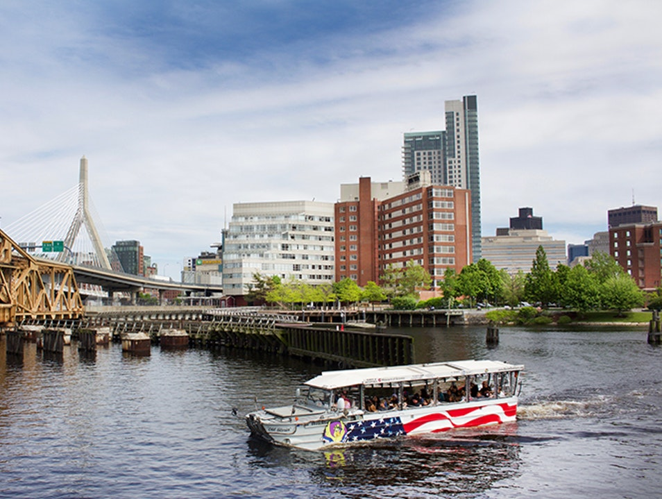Boston Duck Tours Boston Massachusetts United States