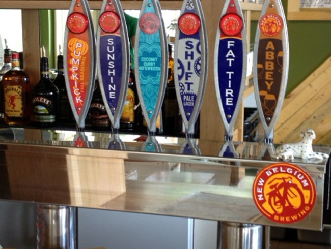 A Taste of Colorado: New Belgium Beer