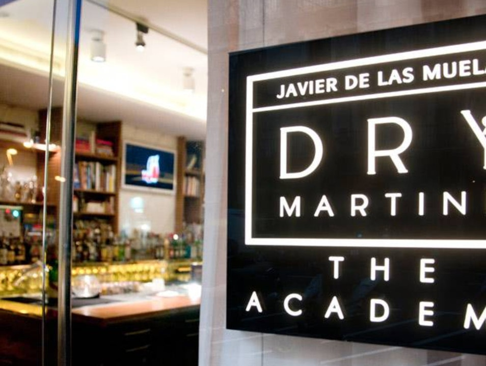 Dry Martini - Exclusive cocktail night Barcelona  Spain