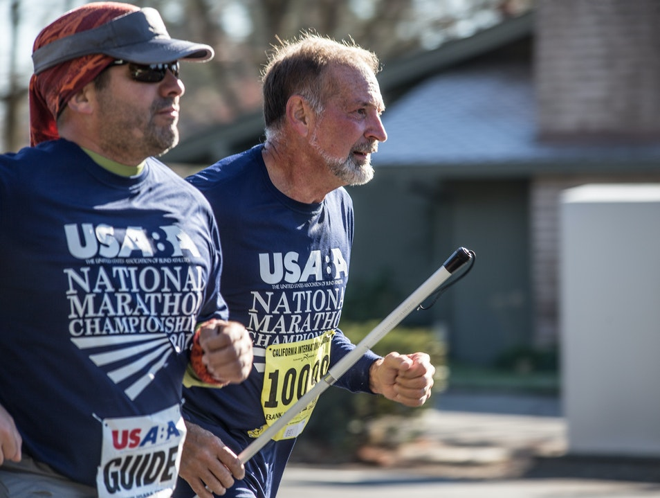 California International Marathon Sacramento California United States