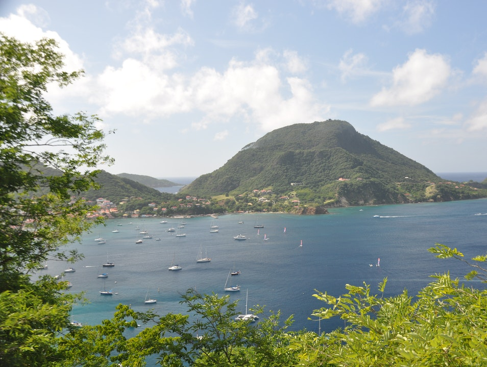 One of the most beautiful places I have EVER seen! Capesterre Belle Eau  Guadeloupe
