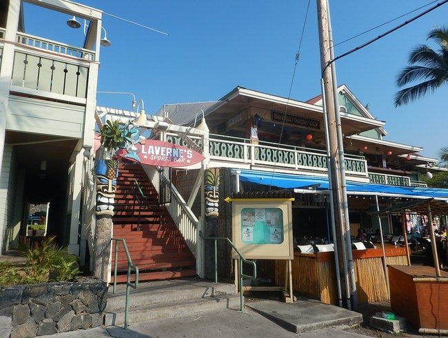 Kona's Local Bar