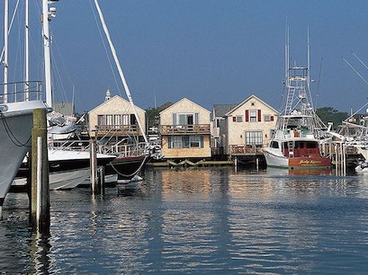 The Cottages & Lofts at the Boat Basin Nantucket Massachusetts United States