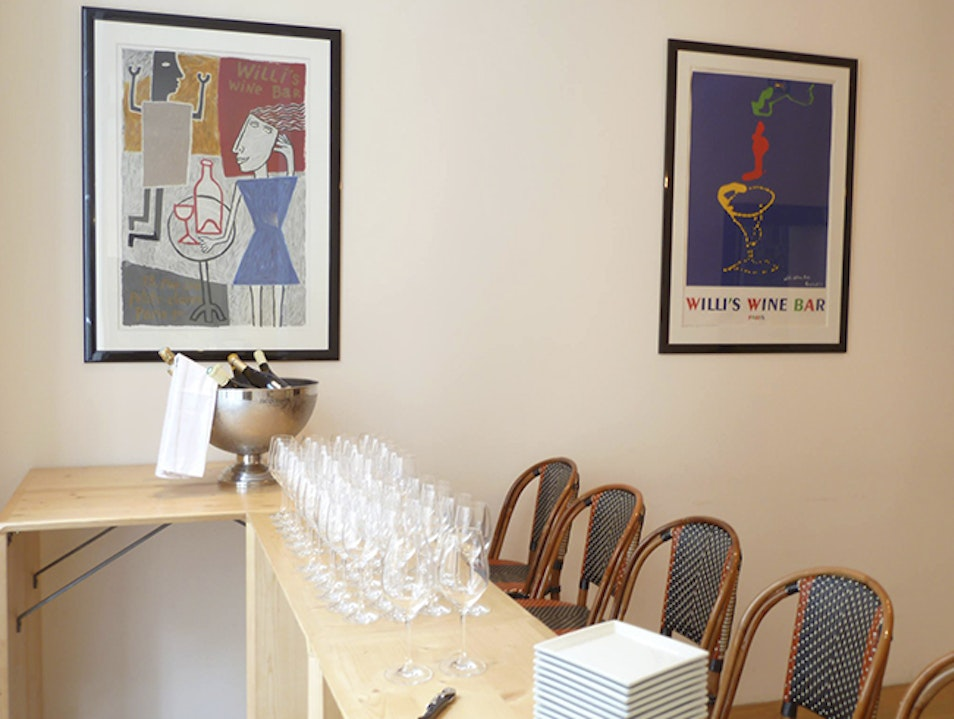 Come for the Art, Stay for the Wine