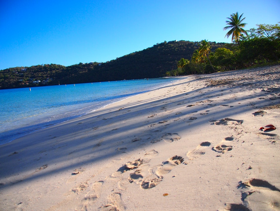 Beat The Crowds at Magens Bay